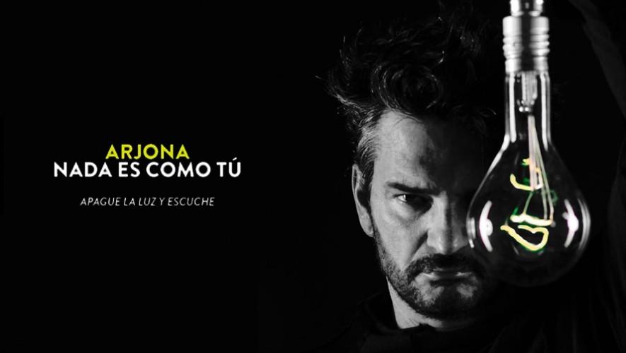 Por tiempo limitado, la nueva canción de Ricardo Arjona estará disponible para descargar gratis. (Foto: Ricardo Arjona)