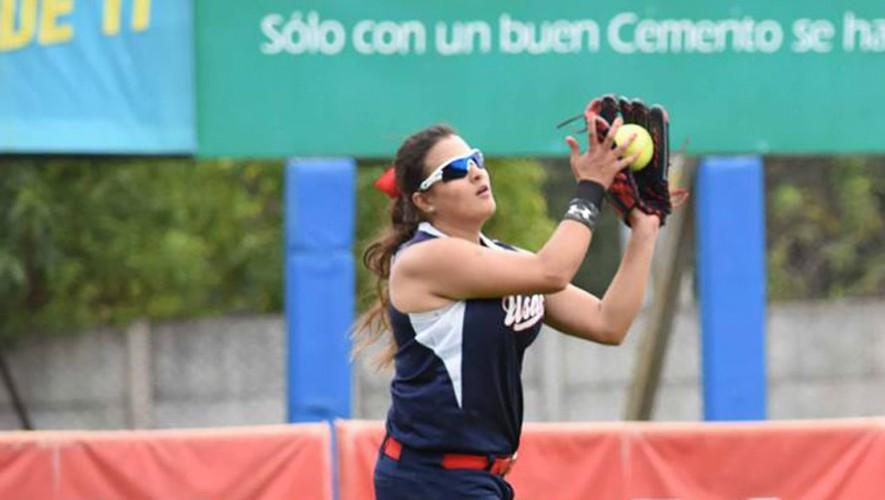 Primera vuelta: Rodio-Swissboring vs USAC, playoffs Torneo de Sóftbol Femenino | Junio 2016