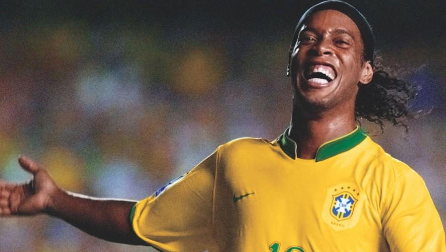 Ronaldinho en Guatemala: Clásico de la alegría | Julio 2016