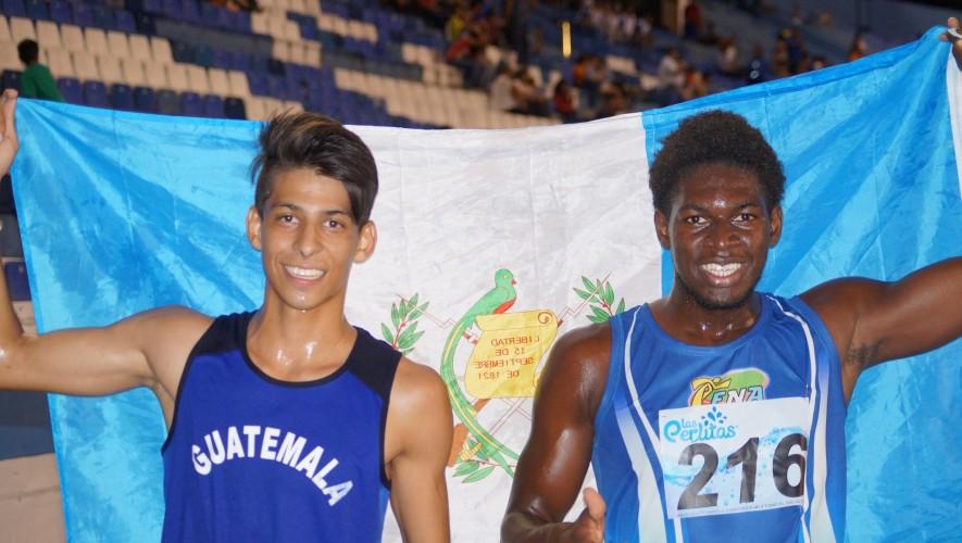 Rony Leyva, atleta guatemalteco