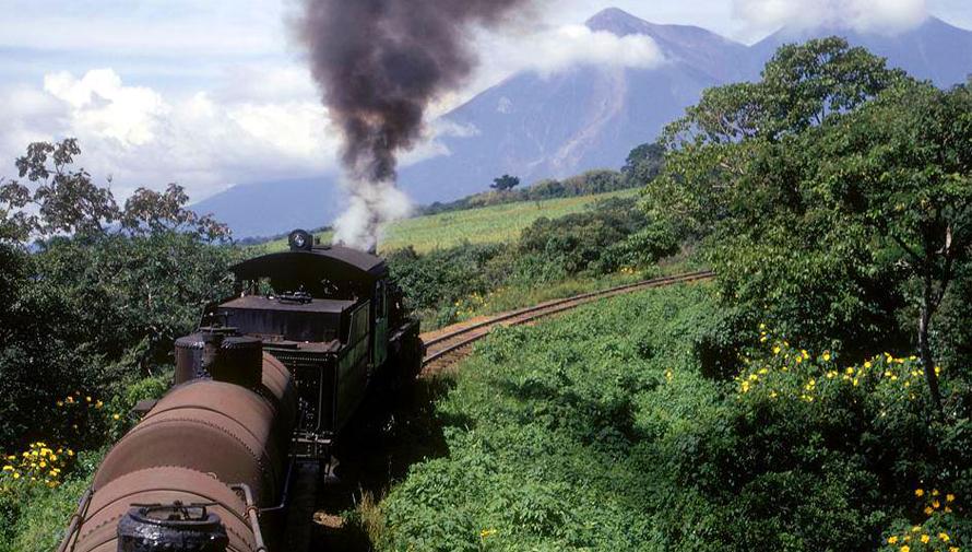 C U00f3mo Luc U00eda El Tren En Guatemala En 1946