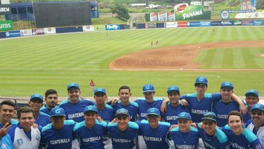 Guatemala Sub-18 de béisbol