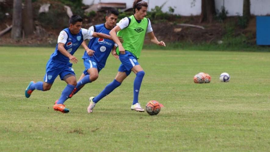 Sub-20 de Guatemala 2016