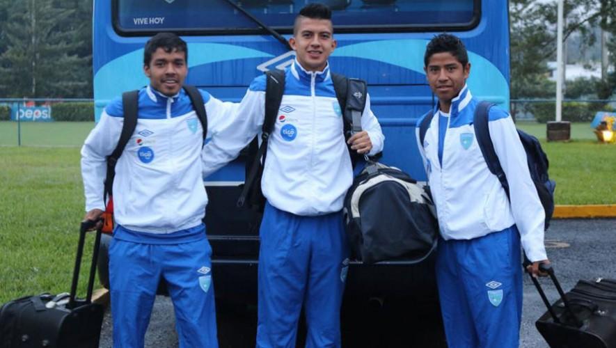 Sub-20 viaja a Uruguay