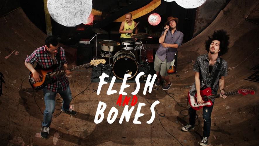 Flesh and Bones es el nombre del nuevo sencillo y video de Hot Sugar Mama. (Foto: Christa Krings)
