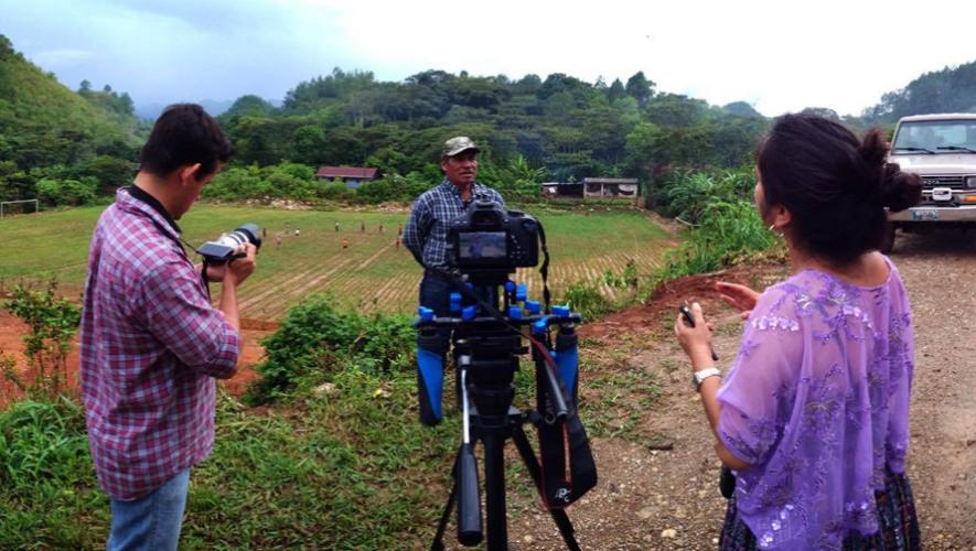 Tus cortometrajes podrían hacerte acreedor de algunos premios en Guatemala (Foto: Bajo Cero Films)
