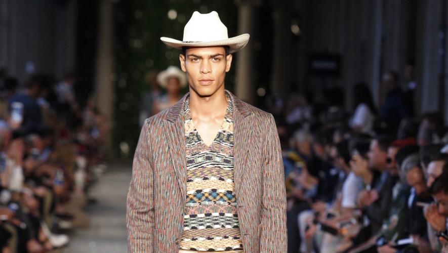 La diseñadora italiana se inspiró en Guatemala para crear su colección de verano. (Foto: Missoni)