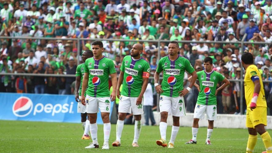 """El equipo """"aguacatero"""" fue campeón en el Apertura 2015. (Foto: Antigua GFC)"""