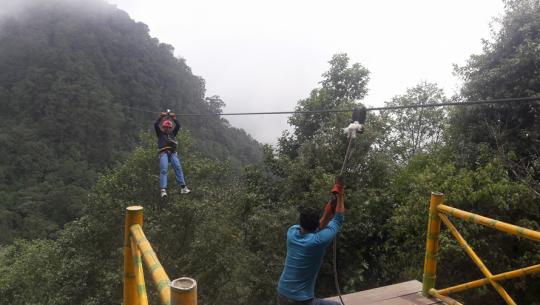 (Foto: Parque Ecológico Chuiraxamoló)
