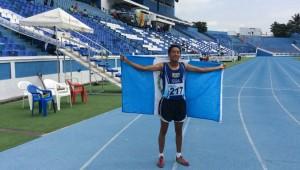 Walter Yac impuso récord en el campeonato. (Foto: Federación Nacional de Atletismo)