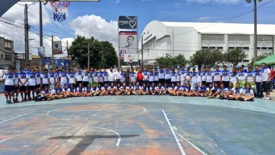 Final de básquetbol 3x3 Guatemala