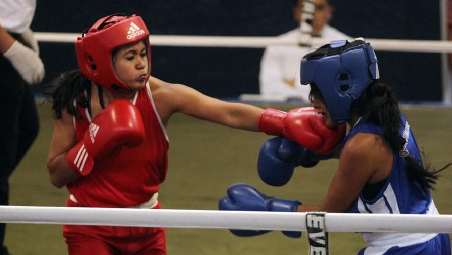 Boxeo femenino 2016