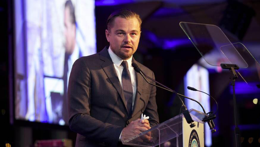 El actor estadounidense Leonardo DiCaprio es conocido por su amor al planeta y sus proyectos ambientalistas. (Foto: Leonardo DiCaprio)