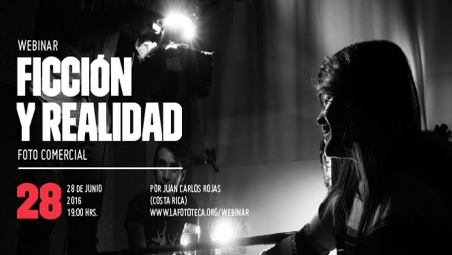 Webinar con Juan Carlos Rojas sobre la fotografía comercial | La Fototeca