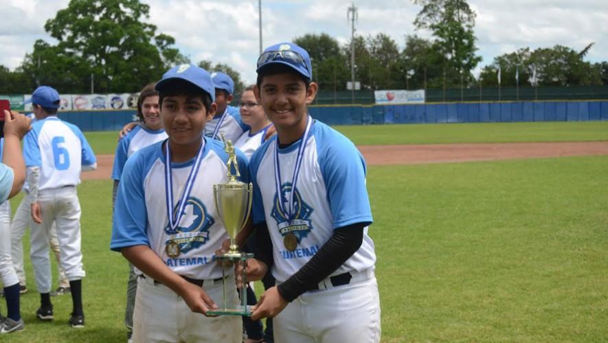 Béisbol Guatemala