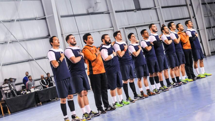 Selección guatemalteca de balonmano