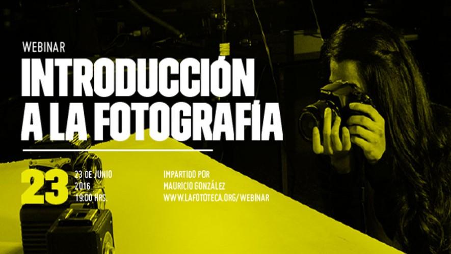 Webinar: Introducción a la Fotografía | La Fototeca