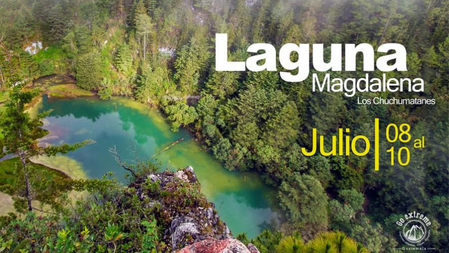 Viaje a la Laguna Magdalena y Mirador Juan Diéguez Olaverri con Go Extreme | Julio 2016