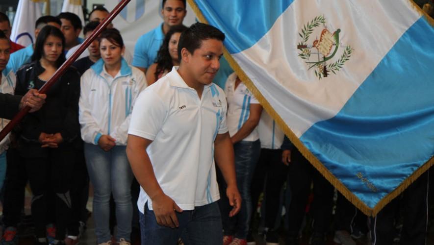 Levantamiento de pesas Guatemala