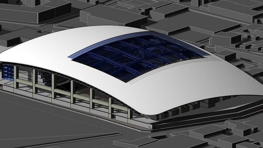 Proyecto del Estadio del Ejército
