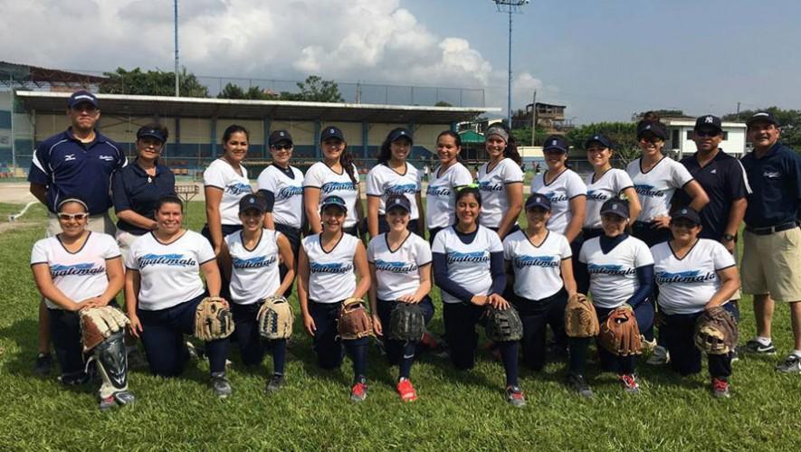 Recaudación de fondos para la Selección Femenina de Sóftbol | Junio 2016