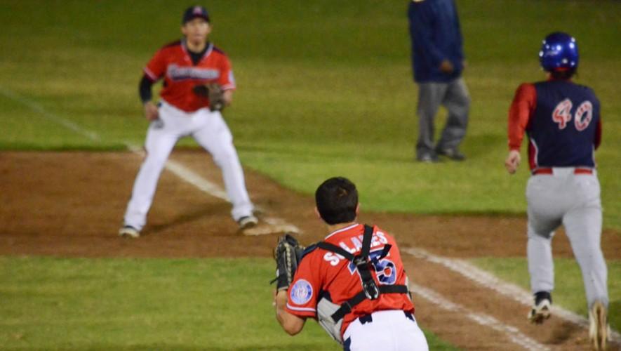 Juego 1 Sports Depot vs Huracanes, Liga Mayor de béisbol | Junio 2016