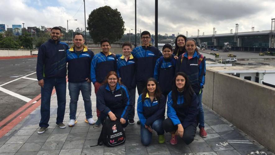 Campeonato Latinoamericano 2016 de tenis de mesa