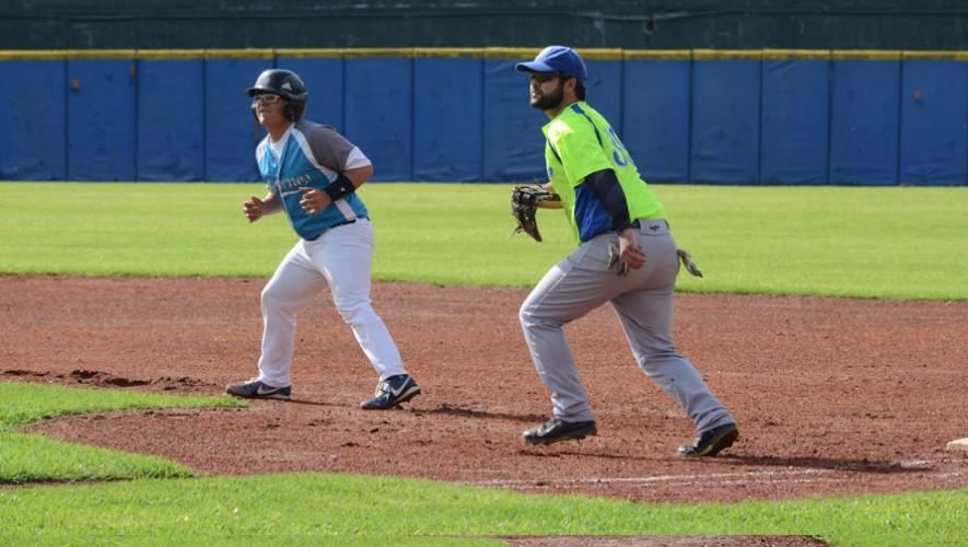 Arranca Liga Mayor de bésibol