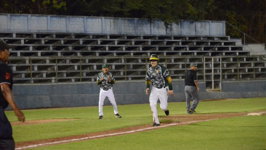 Partido de béisbol Vikingos vs New York| Junio 2016