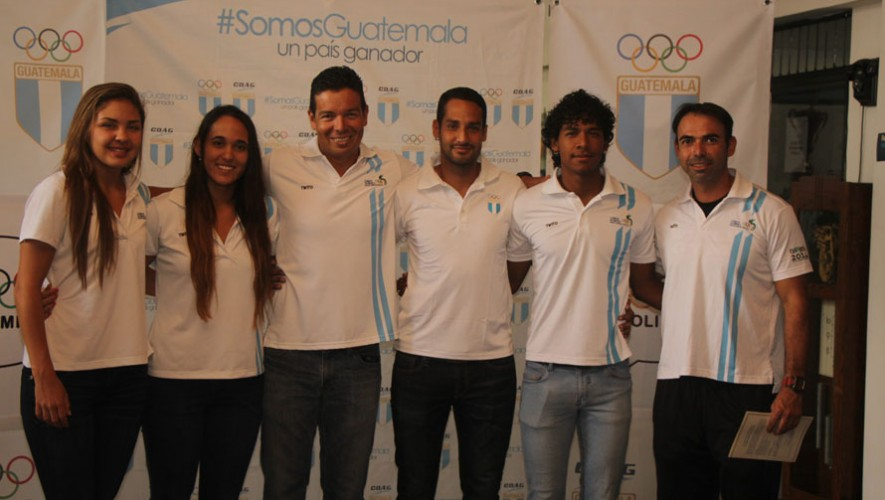 Delegación de Voleibol de playa de Guatemala