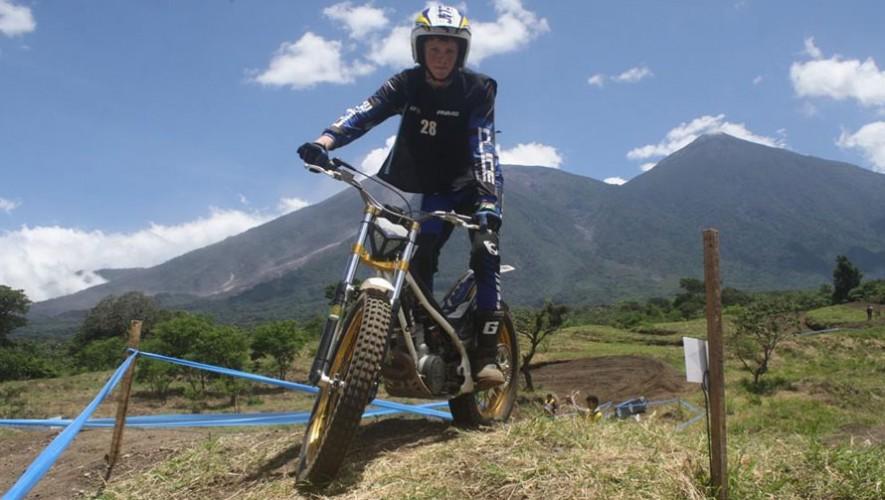 Motociclismo, béisbol, balonmano y hasta tenis habrá este fin de semana en Guatemala. (Foto: FNMG)
