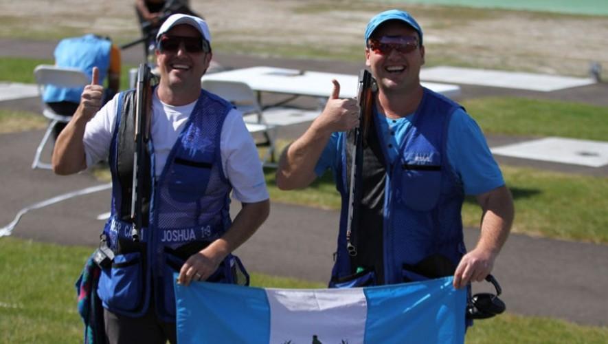 Estas serán sus primeras justas olímpicas. (Foto: Comité Olímpico Guatemala)