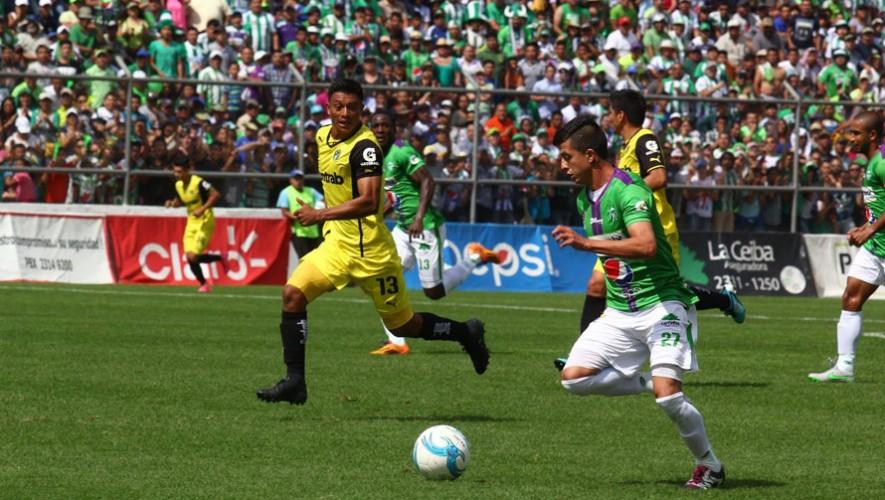 Partido de Antigua vs Comunicaciones, por el Torneo Apertura | Julio 2016