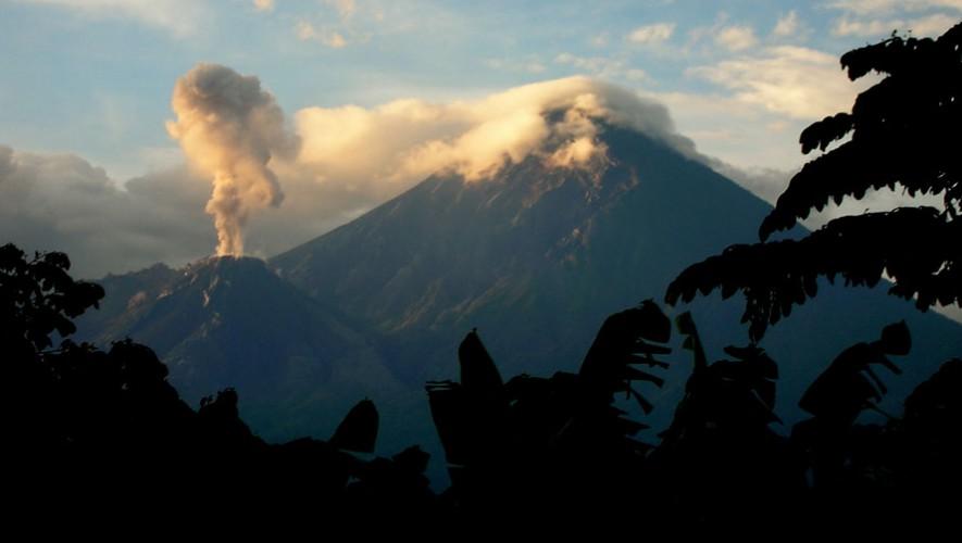 Ascenso nocturno al Volcán Santa María por Go2guate   Agosto 2016