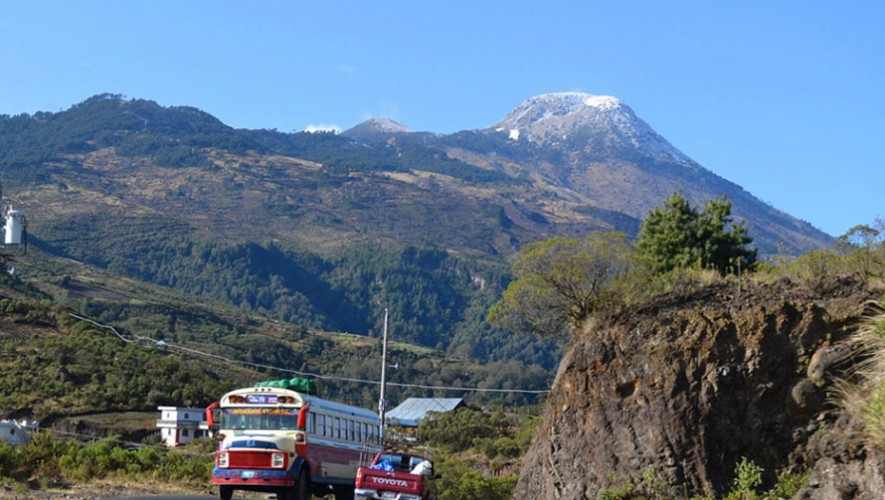 Ascenso nocturno al Volcán Tajumulco | Julio 2016