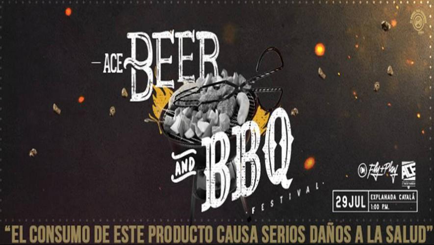 ACE Beer & BBQ: Fiesta de la la Universidad Francisco Marroquín   Julio 2016