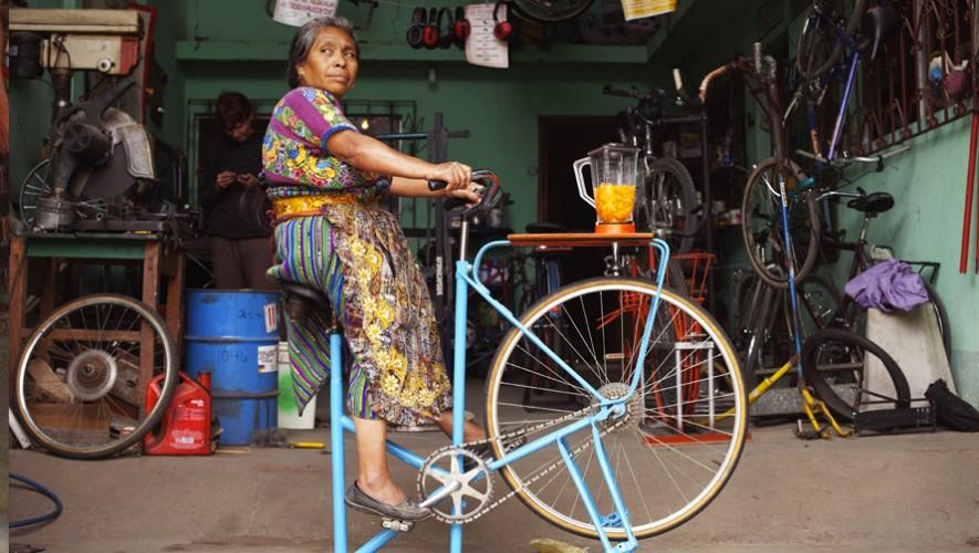Las bicimáquinas pusieron a Guatemala en los ojos de todo el mundo. (Foto: Biciq)