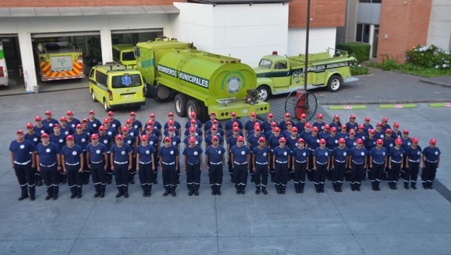 (Foto: Cuerpo de Bomberos Municipales)