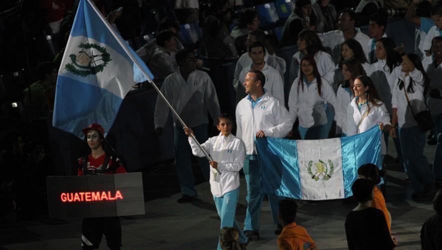 Nuestros atletas iniciarán desde el 6 de agosto con su participación. (Foto: Comité Olímpico Guatemalteco)