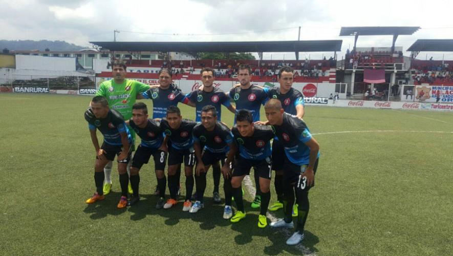 Partido de Carchá vs Xelajú, por el Torneo Apertura | Julio 2016