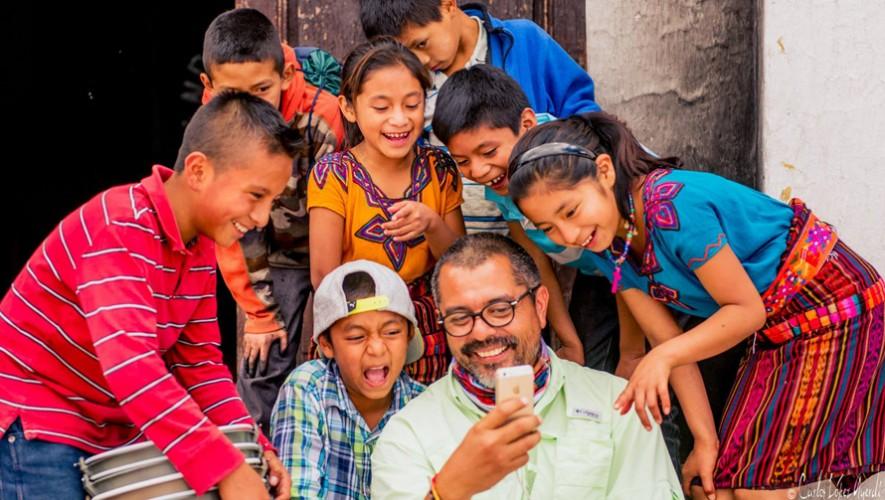 Guatemala es uno de los países más expresivos del mundo. (Foto: Carlos López Ayerdi)