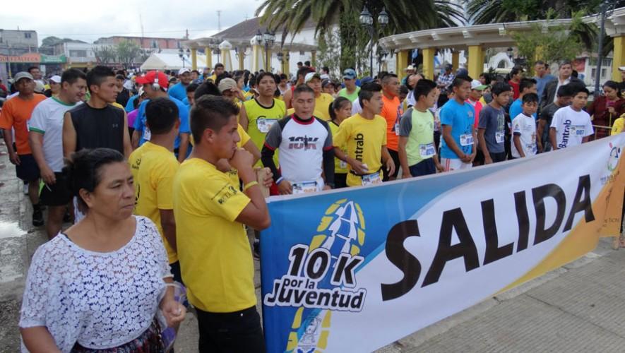 Carrera 10k por la Juventud | Agosto 2016