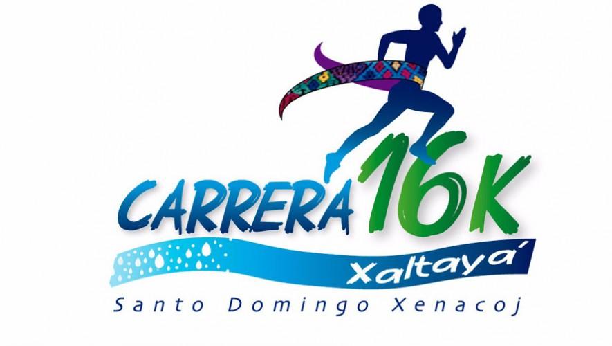 Carrera 16K Xaltayá en Santo Domingo Xenacoj | Agosto 2016