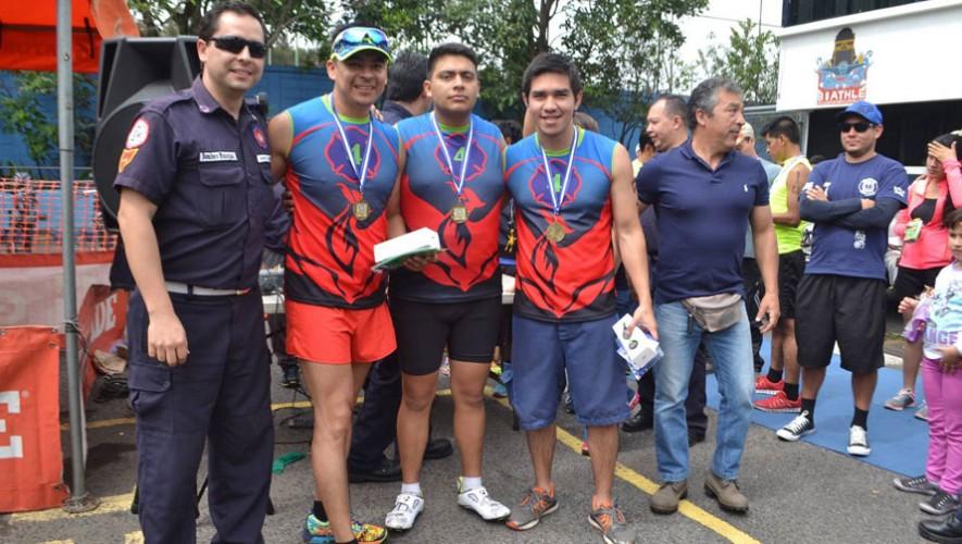Carrera CBM 12.3 Run | Agosto 2016