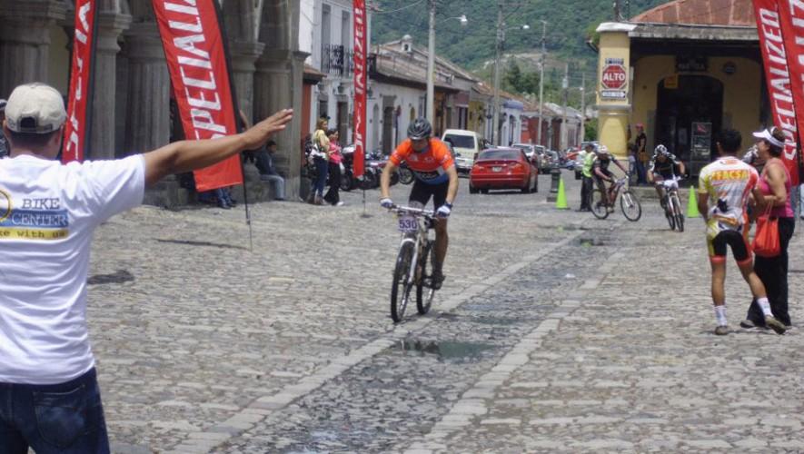 Carrera y travesía en bicicleta Punto a Punto   Agosto 2016