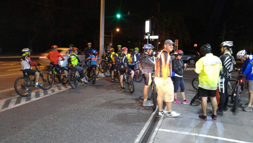Colazo en bicicleta por 2do aniversario de Mara Pedal | Julio 2016