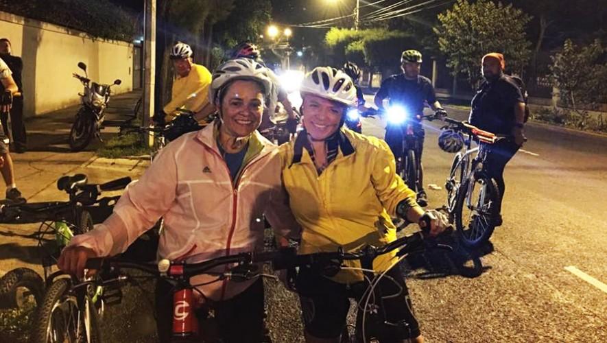Expocicle: Colazo en bicicleta solo para mujeres | Julio 2016