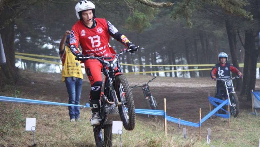Motociclismo: Cuarta Fecha del Campeonato Nacional de Trial   Julio 2016