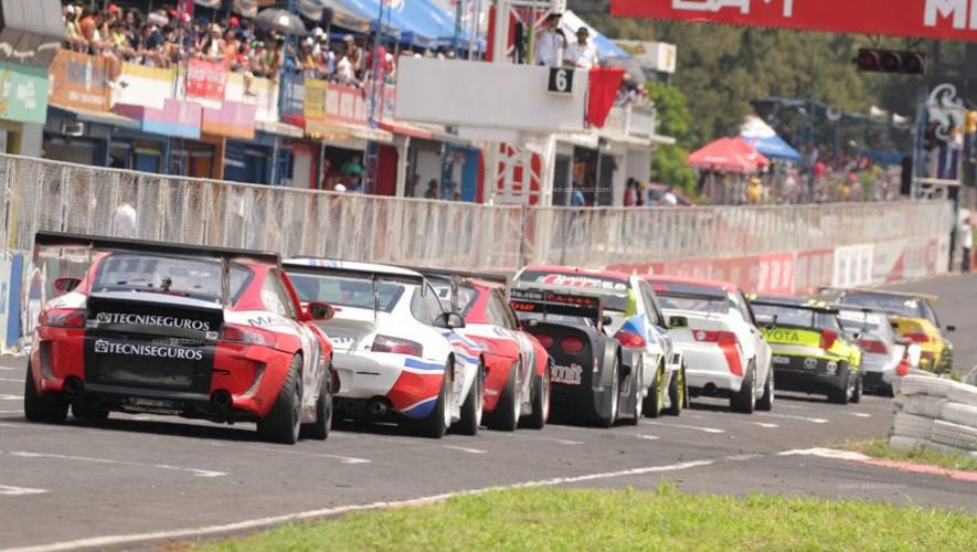 Cuarta fecha del Campeonato Nacional de Automovilismo   Julio 2016