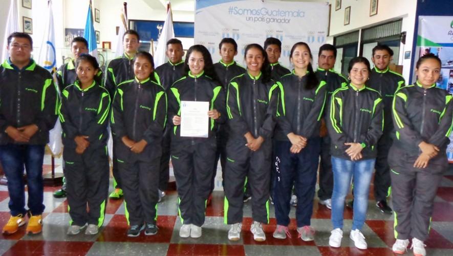 Esgrima de Guatemala